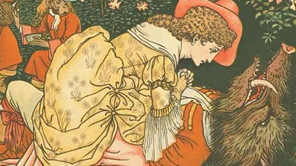 'Fairy tale origins thousands of years old'