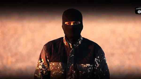IS video scrutinised by UK security services