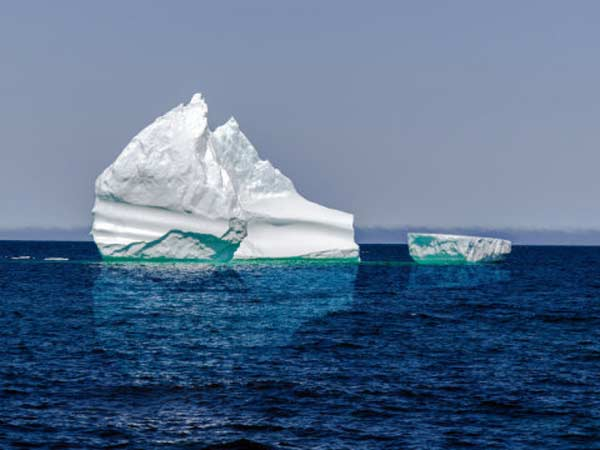 Giant icebergs play key role in removing CO2 from atmosphere