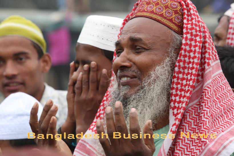 Biswa Ijtema ends with prayer for peace
