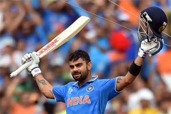 Kohli becomes fastest to 24th ODI ton, 7000 ODI runs