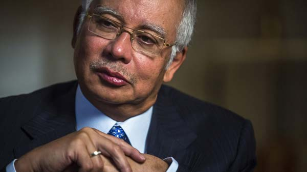 Saudi gift to Najib 'for elections'
