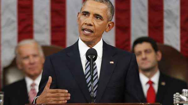 Obama puts 'focus on the future'