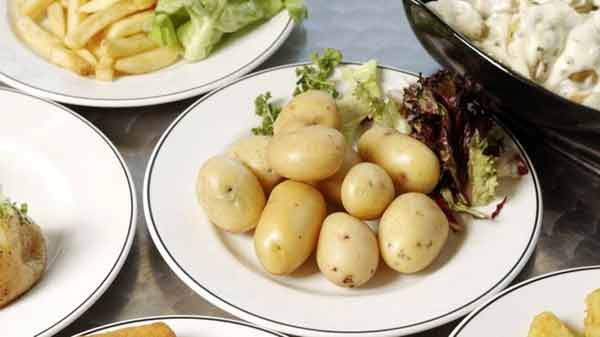 Potatoes 'pose pregnancy diabetes risk'