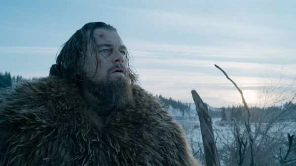 "Leonardo DiCaprio wins best actor Oscar for ""The Revenant"""