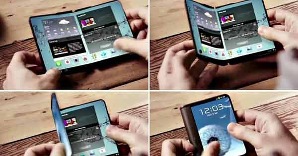 Samsung to launch a foldable screen smartphone this year: Analysts