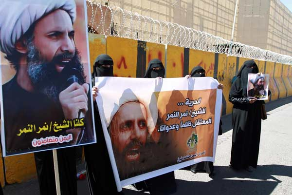 Saudi executions 'could fuel tensions'