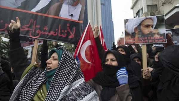 Turkey urges calm in Saudi-Iran row