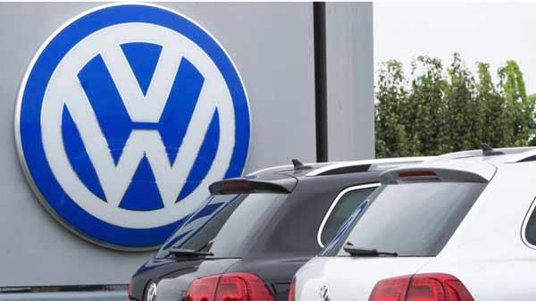 VW sales fall for first time in 11 years