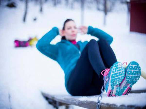 The right way to workout in winters