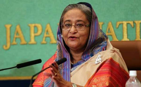 'Bangladesh PM to restore rail connectivity with India'