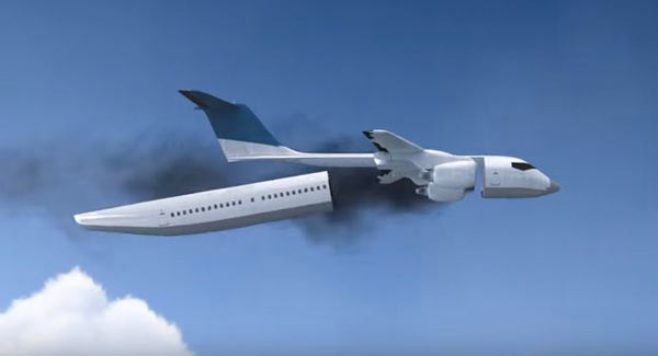 This new invention could save your life during a plane crash