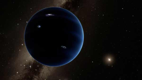Case made for 'ninth planet'