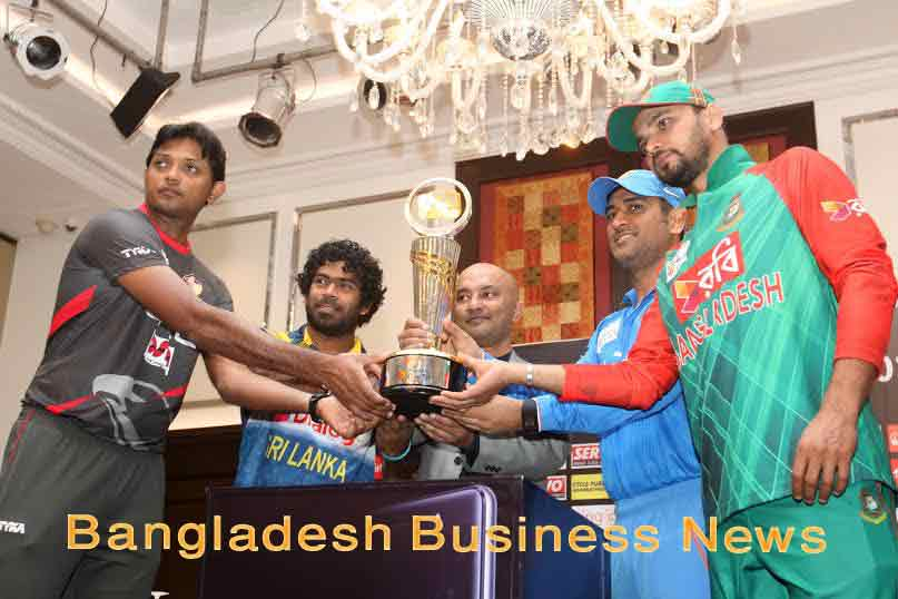India, Bangladesh set to kick off Asia Cup
