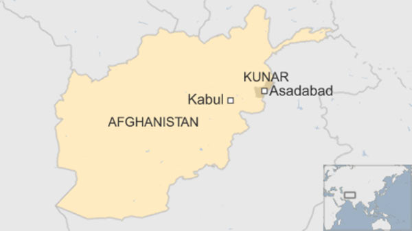 Afghanistan blast near market kills at least 10