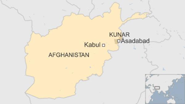 Afghanistan blast near market kills at least 10