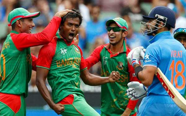 Time for India, Sri Lanka and Pakistan to be scared of Bangladesh