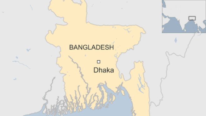 Police suspended after Bangladesh death