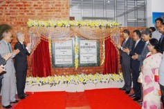 Japan inaugurates dormitory for the female workers in Bangladesh