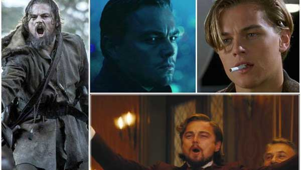 12 roles that made Leonardo DiCaprio a moviestar