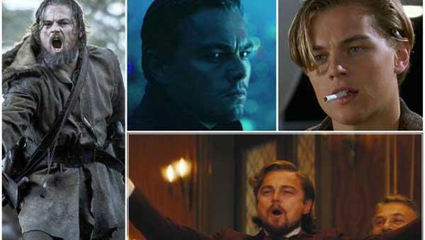 12 roles that made Leonardo DiCaprio a moviestar