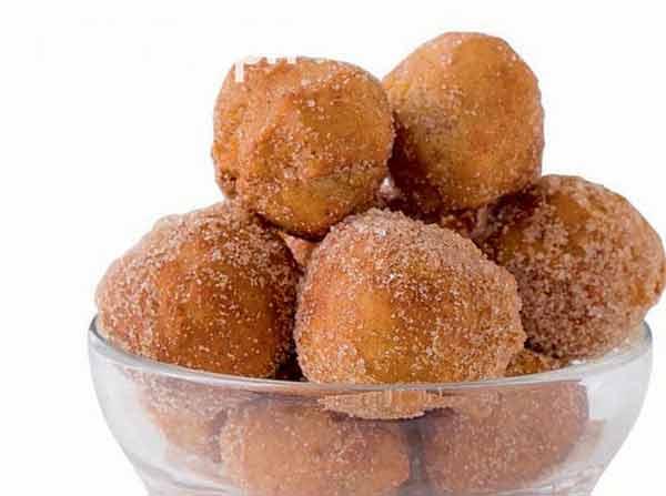 Kids special cinnamon doughnut