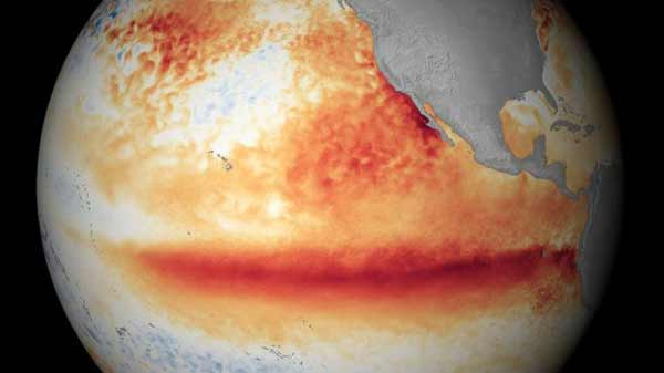 El Nino peaks but La Nina possible