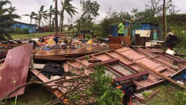 Cyclone Winston wreaks destruction in Fiji