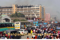 """Factory fire in Bangladesh shows """"industry safeguards"""" are failing"""