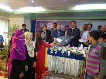 IBBL awards scholarship in Bangladesh