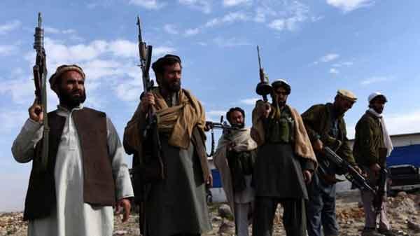 Air strikes hit IS radio station in Afghanistan
