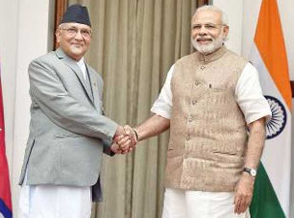 India, Nepal sign agreements on rail network; transit to Bangladesh