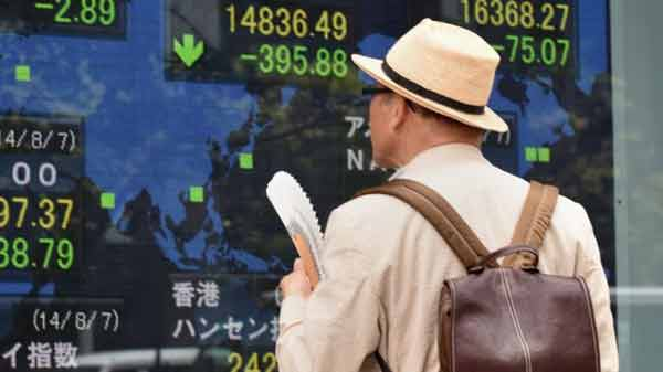 Japan's markets lower after US jobs