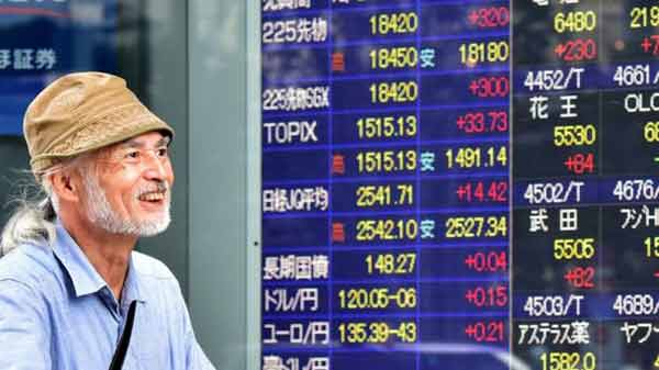 Japan's markets open sharply higher