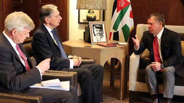 Jordan 'at boiling point' over refugees