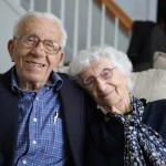 83-year-long married couple