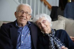 Valentine's Day: Longest married couple to give advice