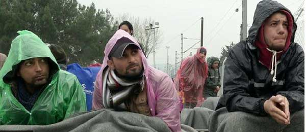 EU in crisis talks over migrant limit