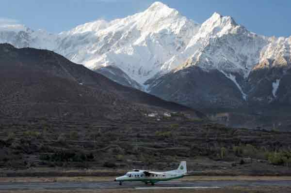 Plane goes missing in Nepal with 21 on board