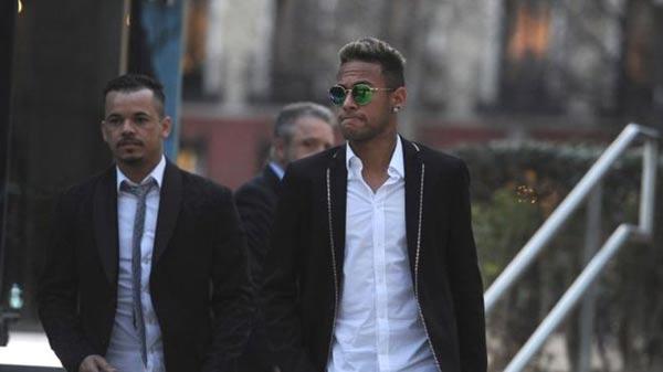 Neymar under investigation in Brazil