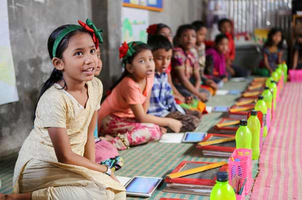 Primary schools in Bangladesh to go digital, reaching 20mn students