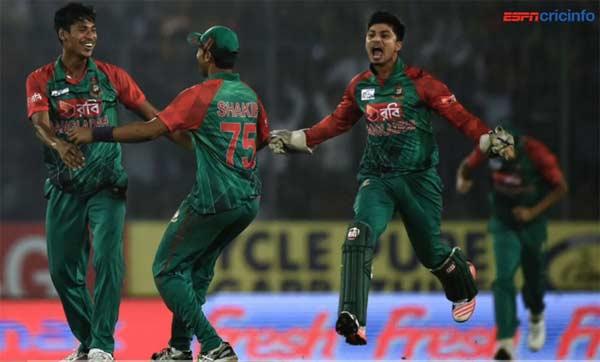 Sabbir's one-man act too much for Sri Lanka