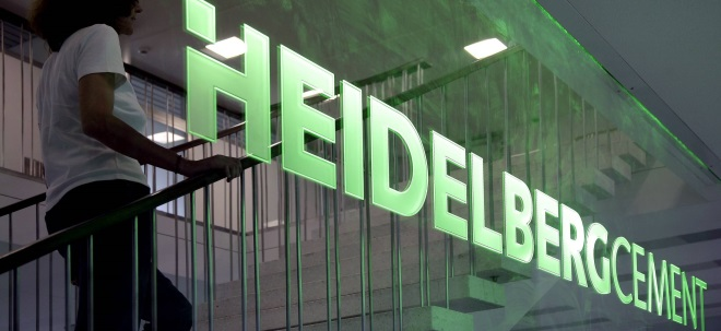 Heidelberg Cement recommends 300pc cash dividend