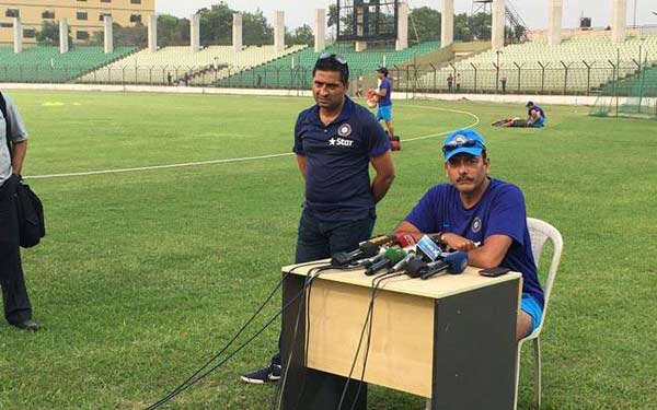 Don't take Bangladesh lightly, Ravi Shastri warns India