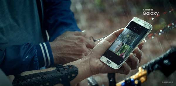 Samsung leaked Galaxy S7, water-proof feature