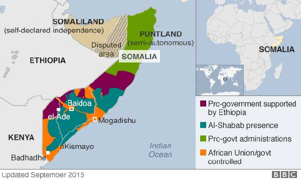 Deadly attack on hotel in Somalia