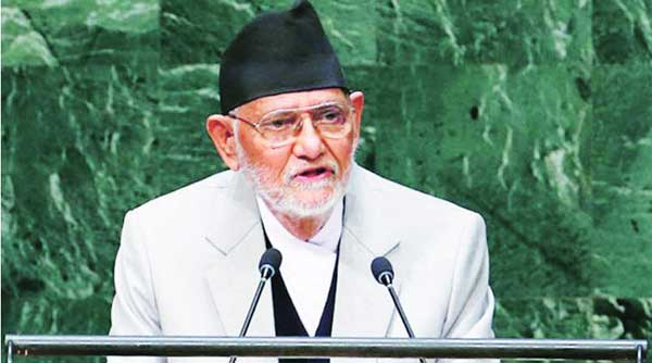 Nepal's EX-PM Sushil Koirala passes away at 78