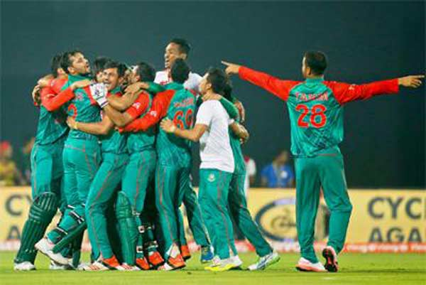 Asia Cup 2016: Bangladesh's road to final