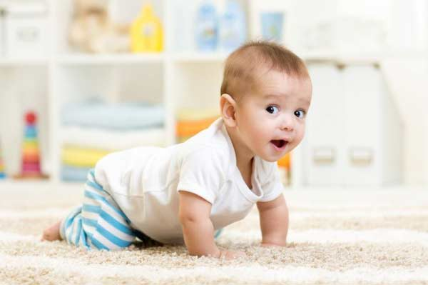 6 things to know when babies start crawling