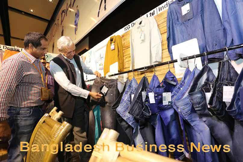 Denim expo kicks off in Bangladesh capital